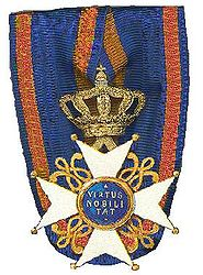 Knight of the Order of the Netherlands Lion