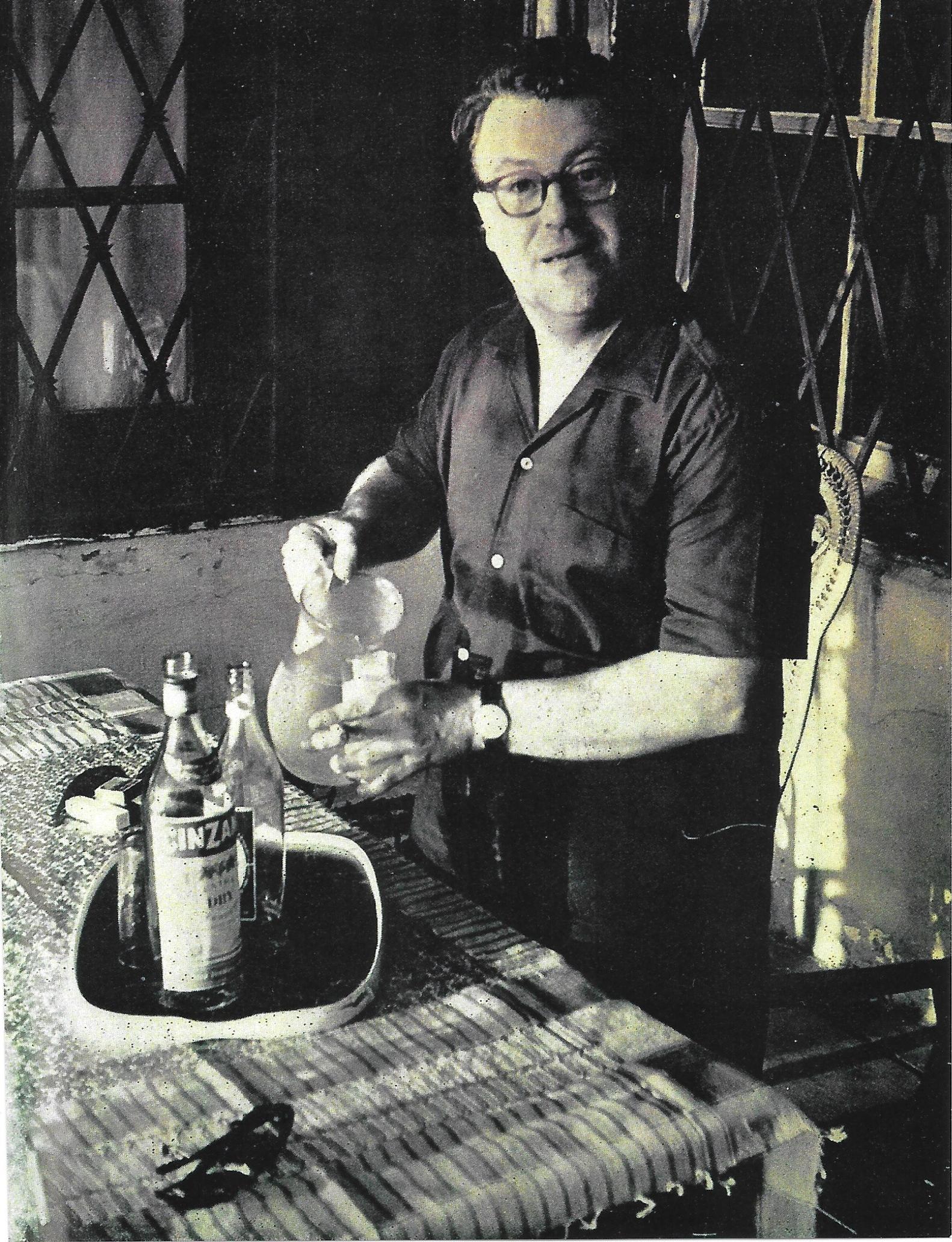 Jimmie Mellaart - 1966 Bosphorus