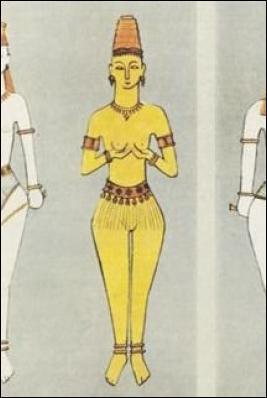 Yortan Goddess