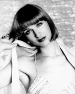 Suzan Mazur, 1975, photo by Valentin, dress--Giorgio' Sant Angelo-2