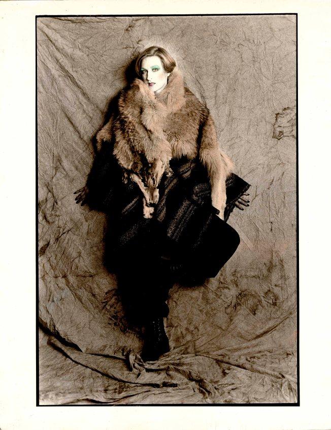 Suzan Mazur, New York, 1976-2