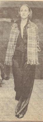 Suzan Mazur - New York Post, 1976 - Geoffrey Beene - 2