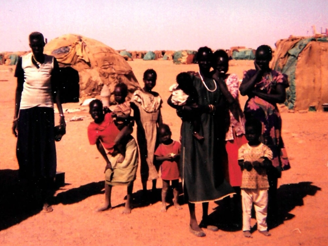 Khartoum family - crop