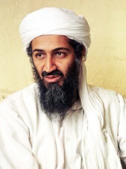 Osama bin Laden - portrait