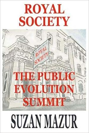 Royal Society - Public Evolution Summit - Amazon cover