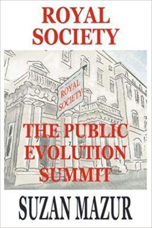 Royal Society - Public Evolution Summit - Amazon cover