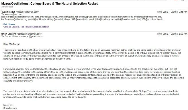 Brian Lazzaro - College Board Racket - screenshot - part 1